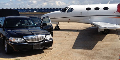 New Orleans Airport Transfer Towncar for Hire